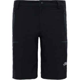 The North Face Exploration Pantalones cortos Normal Hombre, tnf black
